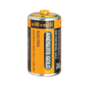 'D' SIZE BATTERY (Pack of 10pcs)